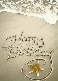 Happy birthday / joyeux anniversaire