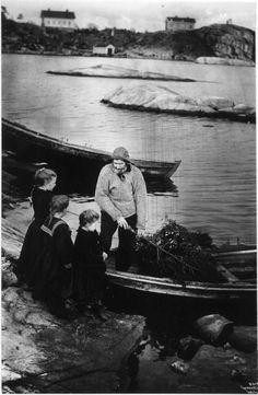 Norwegian Christmas 1908