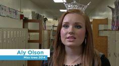 Miss Iowa 2014 Visits Marshall Elementary Miss Iowa, Youtube, Youtubers, Youtube Movies