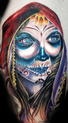 Tattoo Artist - Ron Russo