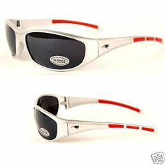 New England Patriots Sunglasses Series #5 ( Updated Team Name Logo ) Visit our website for more: www.thesportszoneri.com