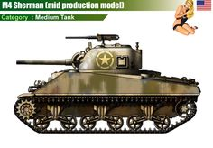 M4 Sherman (mid production model)