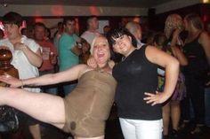 Painfully Awkward Nightclub Funny Photos #Fail