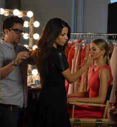 Backstage beauty secrets from celebrity makeup and hair pros