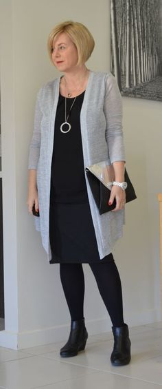 A Girl And Her Wardrobe   Minimalist Fall Outfit Idea   Fall Fashion over 40   Outfit Ideas over 50