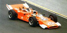 Mario Andretti 1969 Lotus 64 Indy 500