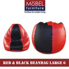 Cozy and comfortable beanbag
