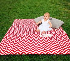 Emby Love - Wow lovely hand made picnic blankets for little ones and families www.embylove.com.au