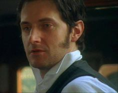This is him!  My first Richard Armitage character,   John Thornton of Milton, England.  I realize Richard isn't John, but he embodied the character.  My favorite is Harry Kennedy, but look at that face!!♥ (You are very welcome!)