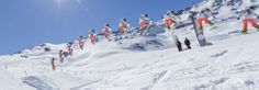 #Event - Snowboard French Championship #ValThorens #Snowpark