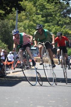 National Penny Farthing Championships