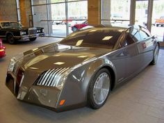 The Lincoln Sentinel Concept Car Mscarfanz Photo Credit More Photos Http