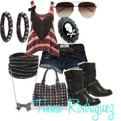 Pink Grunge- By Teena Rodriguez
