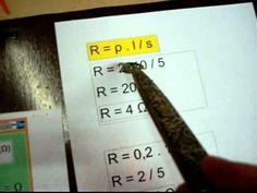 131 - ELETRICIDADE - Principais características da Resistência Elétrica.MOV