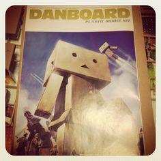 [Kotobukiya] Danboard 설명서