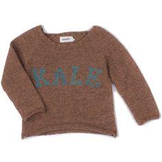 oeuf kale sweater