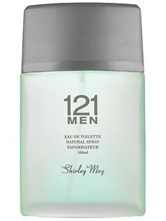 Parfum pentru barbati Shirley May 121 - 100 ml - Un parfum distinct, inovator, elegant si discret, plin de senzualitate. Lemnos - aromatic - proaspat, condimentat. Note de varf: mosc, santal; Note de inima: citrice, cedru, rozmarin, coriandru; Note de baza: vanilie, piele. Apa de toaleta concentratie 10%. Persistenta peste 12 ore. Presentation, Nail Polish, Beauty, Spray Bottle, Toilets, Eau De Toilette, Fragrance, Nail Polishes, Polish