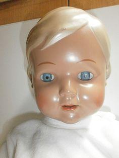 schöne große Schildkröt Zelluloid Celluloid Puppe 55cm | eBay