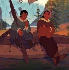 Denahi & Sitka ~ Brother Bear