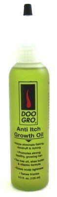 Doo Gro Oil Anti Itch Growth 4.5 oz. (3-Pack) with Free Nail File by Doo Gro. $20.99