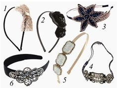 Hair Accessories for Short Hair!