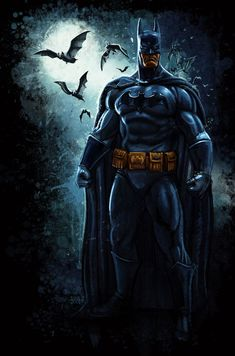 Batman..I want this in my room