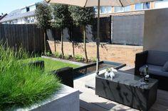 Knap ontwerp kleine tuin 1c