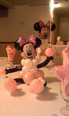 Minnie Mouse centerpiece !
