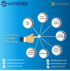 Some of Our CRM Clients Crm System, Chart
