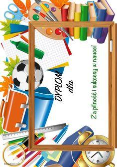 Dyplomy za pilność i sukcesy w nauce Dyplomy Okolicznościowe Classroom Jobs, Playing Cards, School, Graduation, Decor, Therapy, Paper, Decoration, Playing Card Games