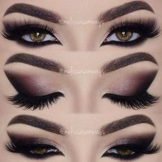Perfect Cat Eye Makeup Ideas to Look Sexy ★ See more: http://glaminati.com/cat-eye-makeup-look-sexy/ #eyemakeup