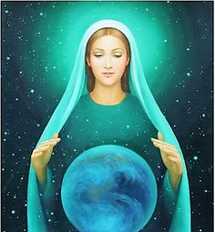 «Virgin Mary, guardian of the Earth»