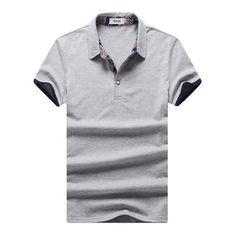 Polo Shirt Business & Casual, Gray
