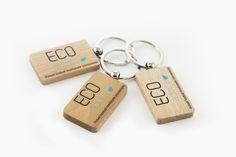 Puidust võtmehoidjad - Eco Advice www.stillabunt.ee