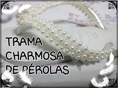 HAVAIANA CHARMOSA DE PÉROLAS Flip Flop Art, Flip Flops, Jewelry Crafts, Handmade Jewelry, Beaded Sandals, Crochet Slippers, Beading Tutorials, Sock Shoes, Diy And Crafts