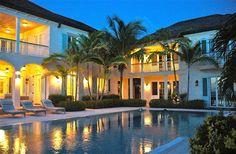 Caribbean charm meets beachfront decadence.  #LuxuriousLiving #LuxuryHomes