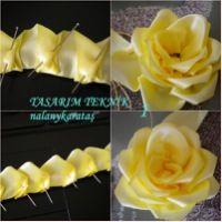 ru / Photo # 2 - БеР· РЅР ° Р · РІР ° РЅРёСџ - niki .ru / Photo # 2 – БеР· РЅР ° Р · РІР ° РЅРёСџ – nikita-ludmila - Satin Ribbon Roses, Ribbon Art, Diy Ribbon, Fabric Ribbon, Ribbon Crafts, Flower Crafts, Cloth Flowers, Fabric Flowers, Chiffon Flowers