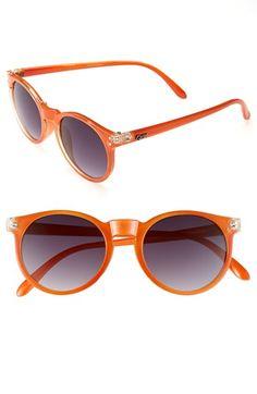 a0f7623e0f903 Quay Roundeye - mango Round Lens Sunglasses, Summer Pics, Sunnies, Eyewear,  Swim