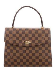 7db924136f22 The RealReal - Louis Vuitton Louis Vuitton Damier Handle Bag - AdoreWe.com Louis  Vuitton