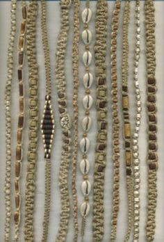 Hemp Jewelry - this is a beautiful presentation!