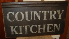 would look great in my kitchen