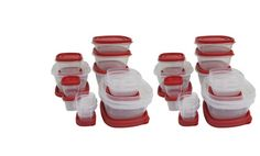 *HOT*+Two+Sets+of+Rubbermaid+24+Piece+Easy+Find+Storage+Containers+Just+$20