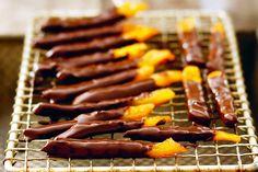 Orangettes au Thermomix - Cookomix
