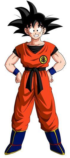 Fases de: Son Goku Completo - Taringa!: