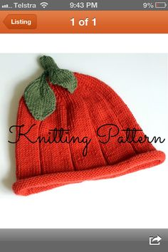 Hat I want to make!