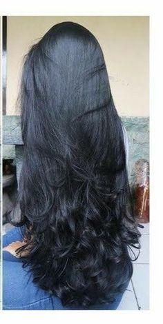 Beautiful Long Hair, Gorgeous Hair, Indian Hairstyles, Wig Hairstyles, Long Indian Hair, Waist Length Hair, Long Braids, Super Long Hair, Hair Lengths