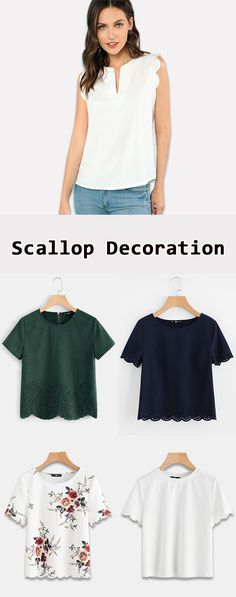 Scallop Decoration