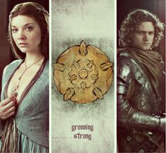 House Tyrell's Most Famous and Beloved, Queen Margaery and Ser Loras, The Knight of Flowers