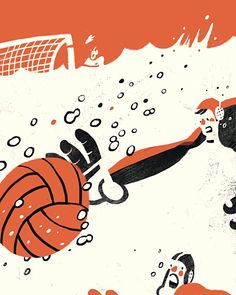Olympic Sports by Sergiy Maidukov, via Behance