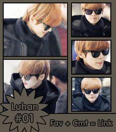 exo Luhan Photopack